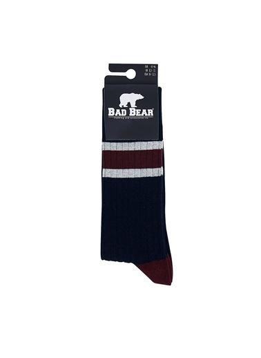 Bad Bear Uzun Çorap Lacivert